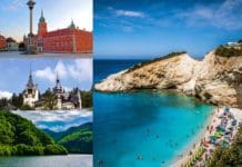 cheapest countries in europe, cheapest places in europe, cheapest countries to travel in europe, cheapest country in europe for holiday, cheap holidays outside of europe