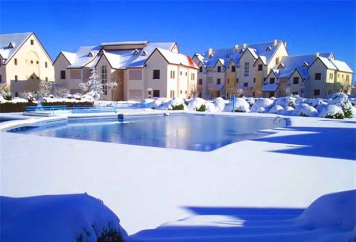 Ifrane the Moroccan fascinate city