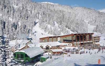 Banff, Alberta Canada, canada snow