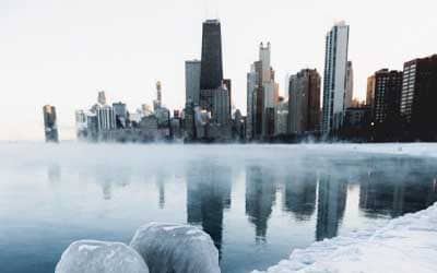 Chicago, snow, winter, places to visit in winter, winter season, winter 2020,