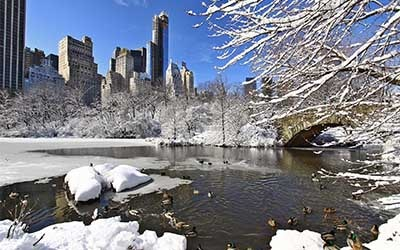 New york, new york winter, nyc winter