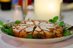 Pastilla Moroccan, morocco pastilla moroccan food near me