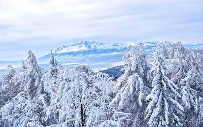 Zakopane, Poland , best winter vacations