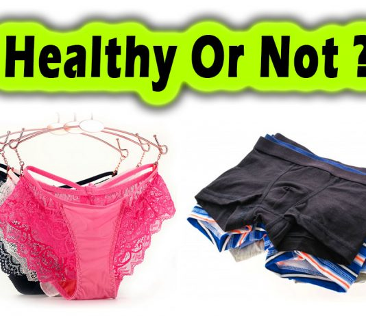 Healthy Or Not ? , This Is What Happens To Your Body, When You Stop Wearing Underwear